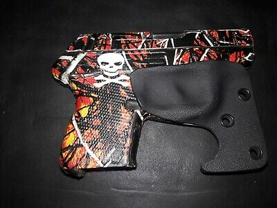 RUGER LCP 2 Custom Kydex Trigger Guard Pocket Holster 12 colors to