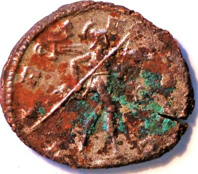 268-270 Ancient Roman Coin Claudius II Antoninianus Roma