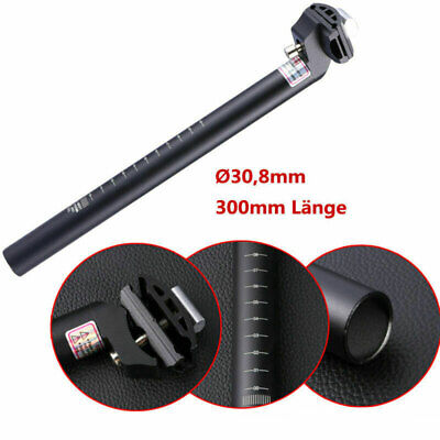 MTB Mountain Bike Road Bicycle Seatpost 300mm 27.2mm//30.8mm//31.6mm High Quality