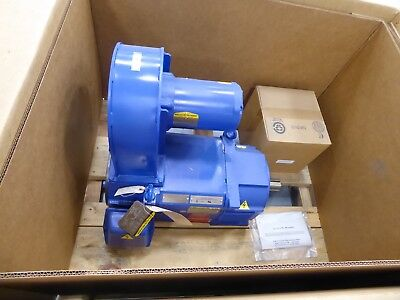 Baldor B540225-1 Inverter Duty Electric Motor with Blower 40 HP 1150 RPM