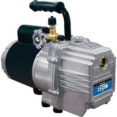 Vacuum Pump (110V/60 Cycle) 7.5 CFM Two Stage-Elite