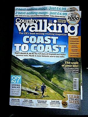 Country Walking Magazine Only, Spring 2019 (new)