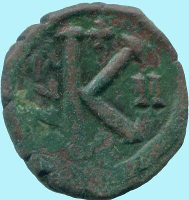 AUTHENTIC BYZANTINE EMPIRE  Æ Coin 4.6 g/19.73  mm ANC13568.16