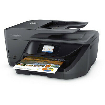 HP OfficeJet Pro 6978 All-in-One Inkjet Photo Printer with Mobile Printing