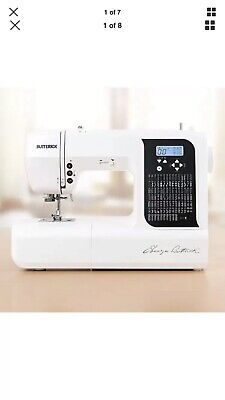 Butterick Computerised Sewing Machine Quilting Embroidery EB6100  RRP £550 New