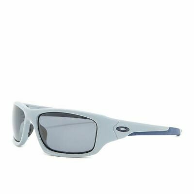 [OO9236-05] Mens Oakley Valve Sunglasses - Matte Fog / Grey Polarized