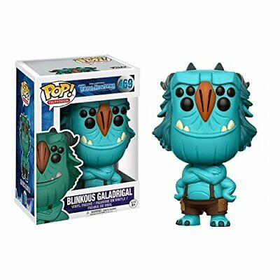 Funko POP Vinyl Troll Hunters Blinkous Galadrigal