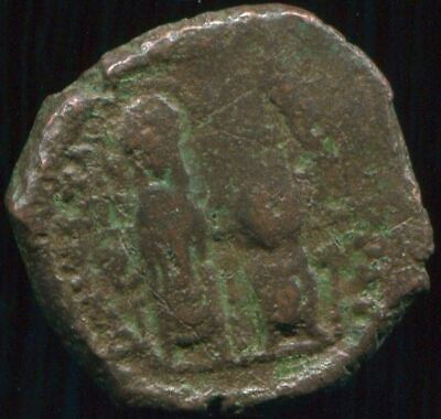 AUTHENTIC BYZANTINE EMPIRE  Æ Coin 5.21 gr / 18.70 mm BYZ1058.5