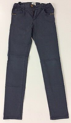 Zara Girls Grey Very Cool Jeans/Trousers - Slim Fitted Aged 11-12 Years