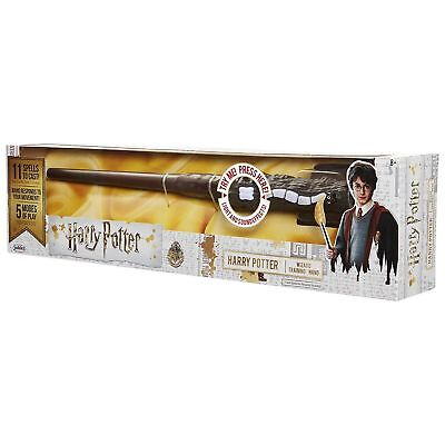Baguette Harry Potter Lumières Sons Original Harry Potter Warner Bros Jakks