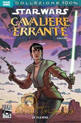 Star Wars the Errant Knight Complete Series 1-2-3