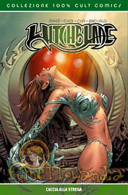 Collectable 100% Witchblade 1-2 (Hunt Witch - Escape)