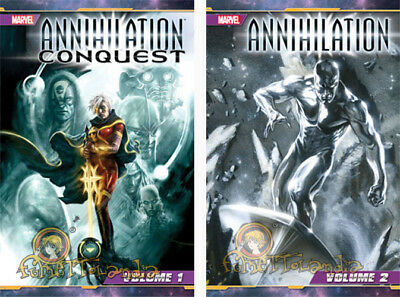 Marvel Monster Cosmic Annihilation Conquest Complete Series ( Vol. 1-2)
