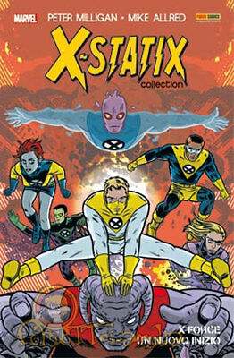 X-Statix Collection Complete Series 1-2-3-4-5-6-7 + Box Binder