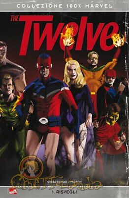 Collectable 100% Marvel: the Twelve Complete Series 1-2 (2 Vol Panini
