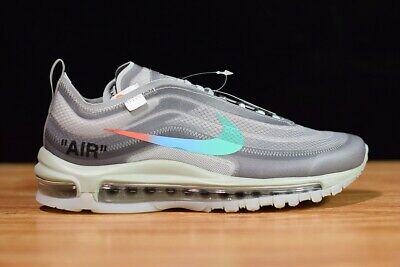 Off White x Nike Air Max 97 Menta UK 9.5 in for £650.00 for