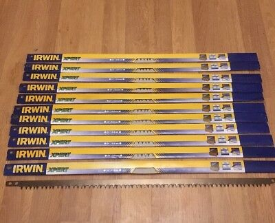 11 Bow Saw Blades 610 mm  24 Inch IRWIN XPERT HARDPOINT TIMBER CUTTING BLADEs