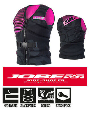 Gilet Progress jetski Unify Vest Jobe - Norme ISO CE 50N - 2XL