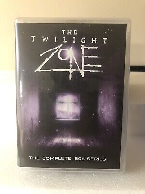 The Twilight Zone: The Complete 80s Series DVD