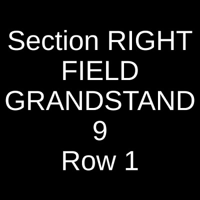 2 Tickets New York Yankees @ Boston Red Sox 9/6/19 Fenway Park Boston, MA