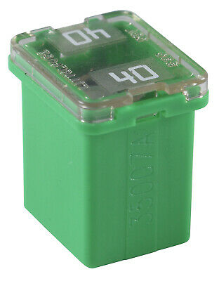Bussmann Products FMX40LP Accessory Fuse Manufacturers Limited Warranty