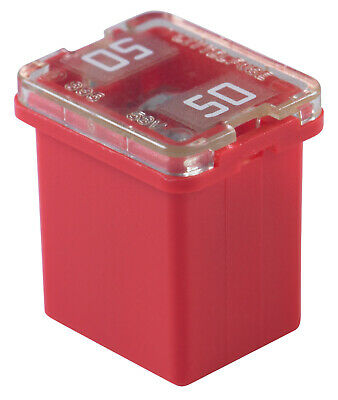 Bussmann Products FMX50LP Accessory Fuse Manufacturers Limited Warranty