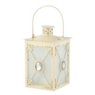 Provincial Garden Light Candle Lantern Hanging French Vintage Style Lamp