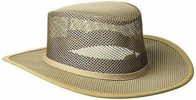 eeaeb344f9a03 Stetson Men s Mesh Covered Hat New With Tags XL Extra large