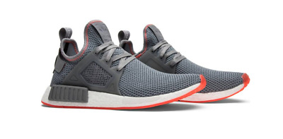 a01d3ace4 BY9925  MENS ADIDAS Originals NMD XR1 Running Sneaker - Grey Red ...