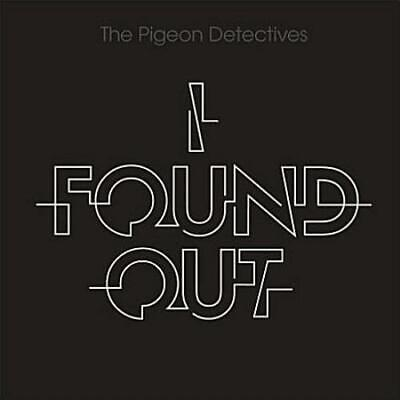 """Pigeon Detectives I Found Out 7"""" vinyl single record UK DTTR040VL"""