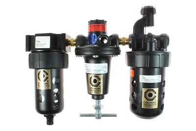 Coilhose Pneumatics FRL1400 General Purpose Series, Filter + Regulator +