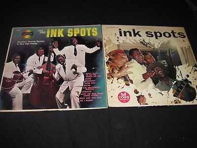 The Ink Spots - Self Titled Lot - Tops / Colortone  L1561 C33-4901 Mono Tested