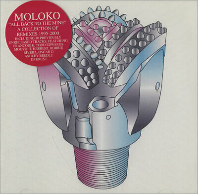 All Back To Mine Moloko 2 CD album (Double CD) European ECHCD37 ECHO 2001