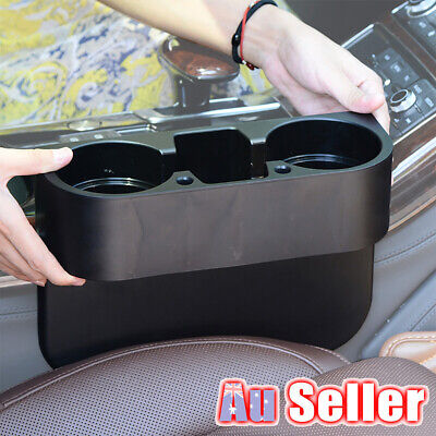 Car Holder Seat Drink Cup Stand Travel Cleanse Food Coffee Table Bottle Valet