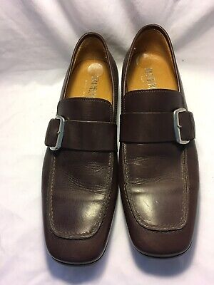 a7825dd22be BOEMOS LOAFERS DRESS Shoe Made In Italy Gray Size 6 Womens -  23.00 ...
