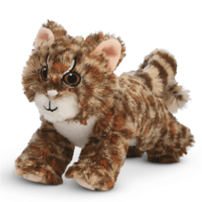 "American Girl Lea Clark Margay cat Lea's plush stuffed animal 18"" doll GOTY"