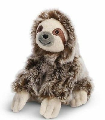 "American Girl Lea Clark Sloth Lea's plush stuffed animal 18"" doll GOTY"