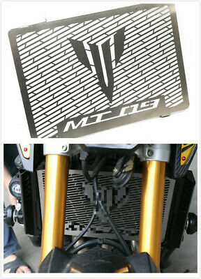 Yamaha MT09 Motorcycle Racing Water Coolant Tank Guard Cover Case Protector Tool