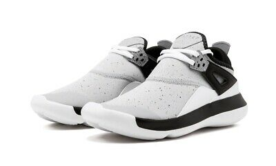 premium selection 32083 8a497 Nike Jordan Fly 89 BG Basketball Kids Youth Shoes Sneakers Wolf Grey Black  Sz 7y