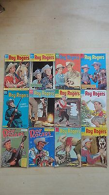 Lot Sympa Roy Rogers Sage Western Cow Boy N°1 4 6 8 11 14 17 18 21 26 30 31
