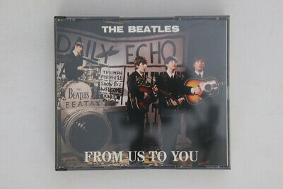 2CD BEATLES From Us To You TSPCD0152 THE SWINGIN PIG GERMANY