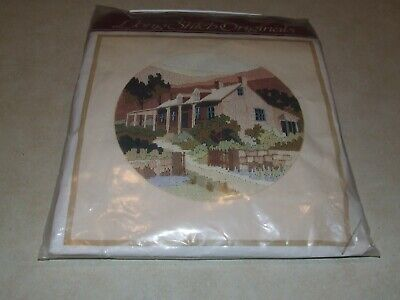 Semco Long Stitch Original - Cottage Garden - New