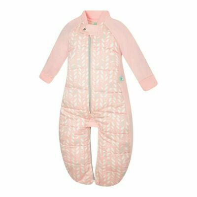 NEW ergopouch Organic Sleep Suit Autumn/Winter 2.5 tog - Leaves