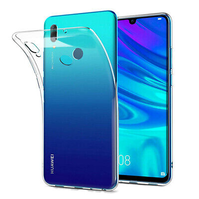 Shockproof Silicone Case For Huawei P30 P30 Pro Hybrid Bumper 360 Back Cover