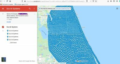 Manually create 1000 Google Map Citations for Local Business - SEO + Bonuses