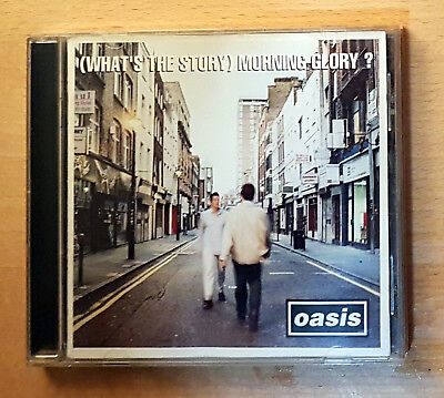 Oasis - (What's the Story) Morning Glory? (CD, 1995)