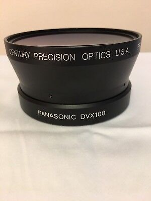 Century Precision Optics Pro DV .7X Wide Angle Converter for Panasonic DVX100