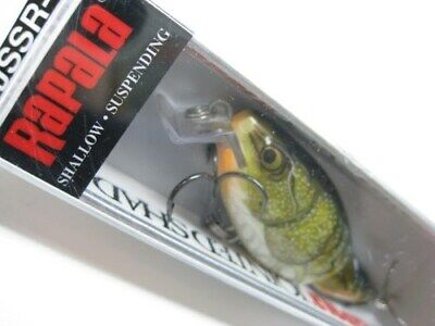 Rapala JSSR-5 Crawdad Jointed Shallow Shad Rap Size 05 Fishing Lure JSSR05-CW