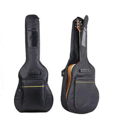 Full Size Padded Protective Classical Acoustic Guitar Back Bag Carry Case 41''