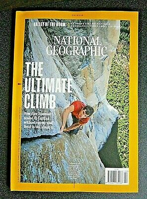 National Geographic Magazine February Issue 2019 (new)